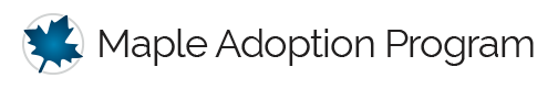 Maple Adopion Program