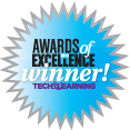 Tech & Learning's 2013 Awards of Excellence Winner