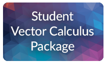 Student Vector Calculus Package