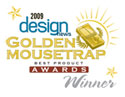 Winner of Design News' Golden Mousetrap Awards