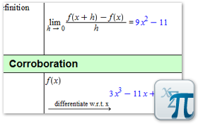 Derivatives by Definition: Polynomials