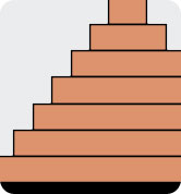 The Tower of Hanoi