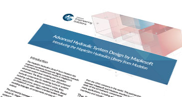 Advanced Hydraulic System Design Whitepaper